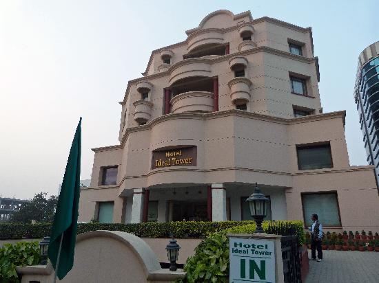 Hotel Ideal Tower In Varanasi