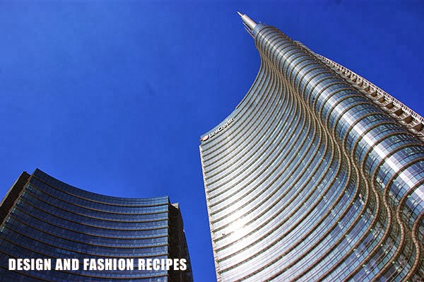 PALAZZO UNICREDIT, MILANO, DESIGN AND FASHION RECIPES