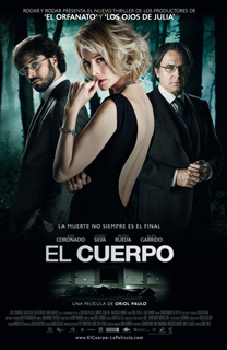 Película El cuerpo, de Oriol Paulo - Cine de Escritor