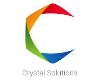 19. Crystal Solution Logo