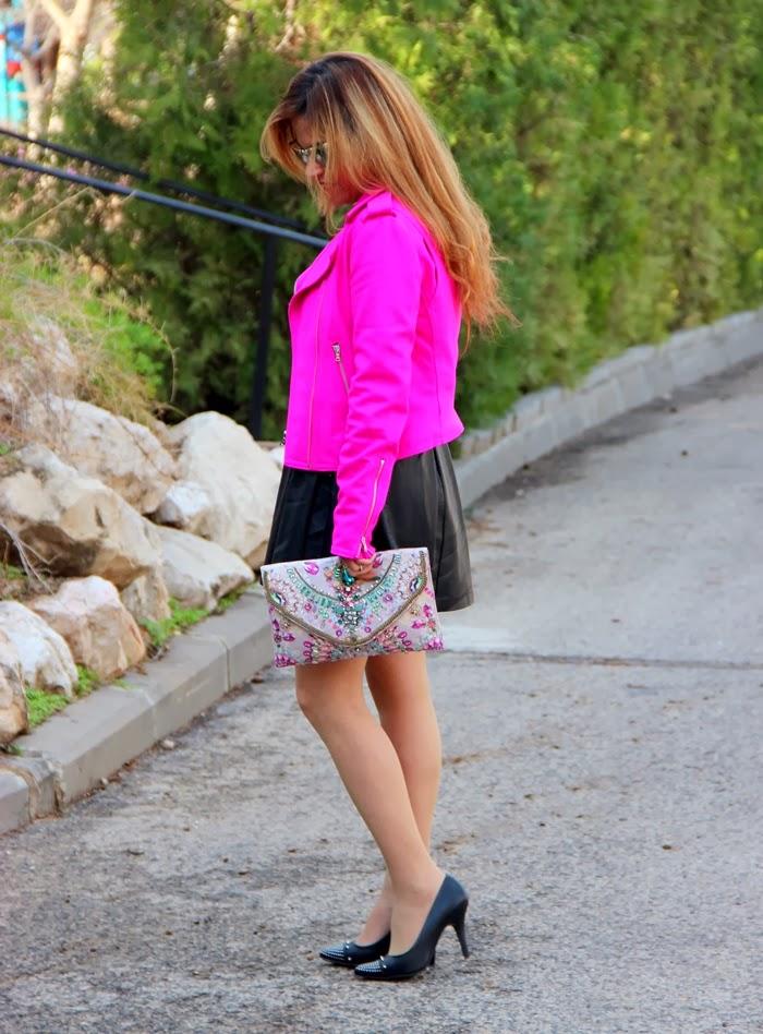 בלוג אופנה Vered'Style הפעם ורוד