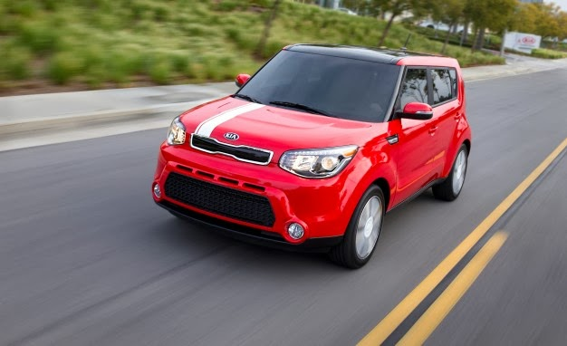 Kia Redesigned Its Popular Soul Hatchback For 2014, And Following The  Brandu0027s Debut Of The Latest Hamster Filled Soul Commercial, It Has Released  Full ...