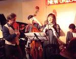 《福島の犬&猫を助けるためのチャリティ・Jazzライブ&セッション!》Hiroco Ponissiさん4月28日
