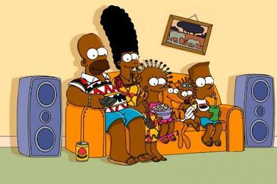 Simpsons negros.
