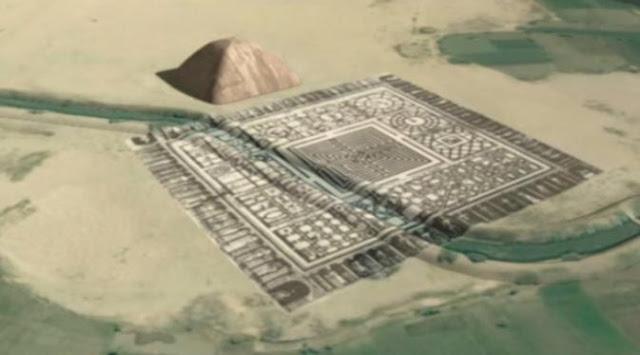 Luar Biasa! Labirin Raksasa Bawah Tanah dan Catatan Atlantis