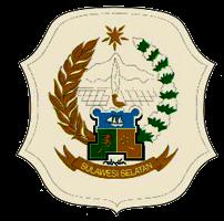 Logo Lambang Provinsi Sulawesi Selatan