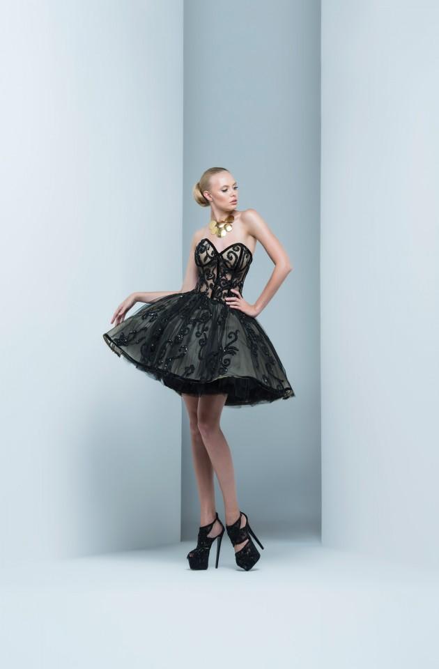 Hermosos vestidos de moda | Colección Marwan y Khaled