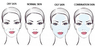 Kenalpasti jenis kulit muka anda