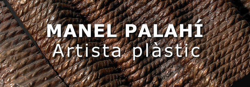 MANEL PALAHÍ ARTISTA PLÀSTIC
