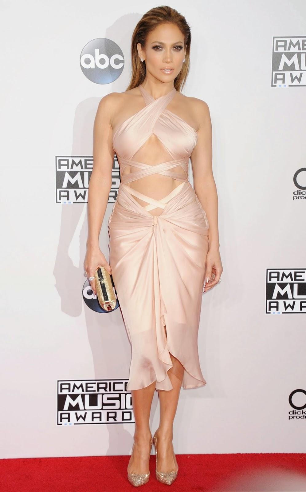 Jennifer Lopez - 2014 American Music Awards