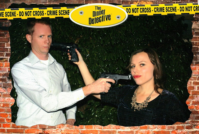 Murder Mystery dinner theater date