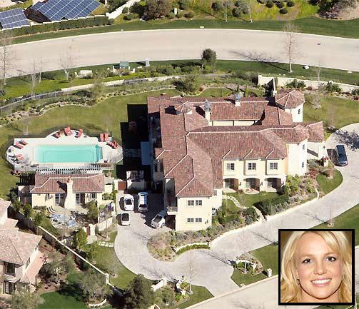 Las mansiones de los famosos for Fotos casas famosos