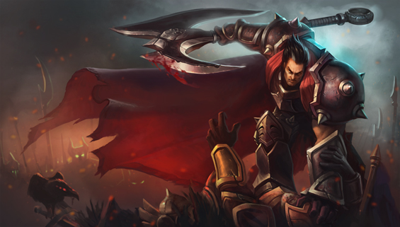League Of Legends Masteries For Darius