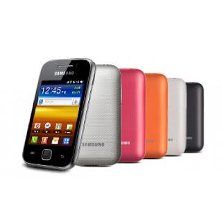 Kelebihan dan Kekurangan Samsung Galaxy Y S5360