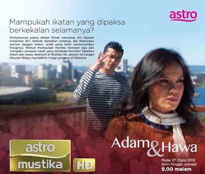 Drama Adam & Hawa Episod 24 Hingga 21