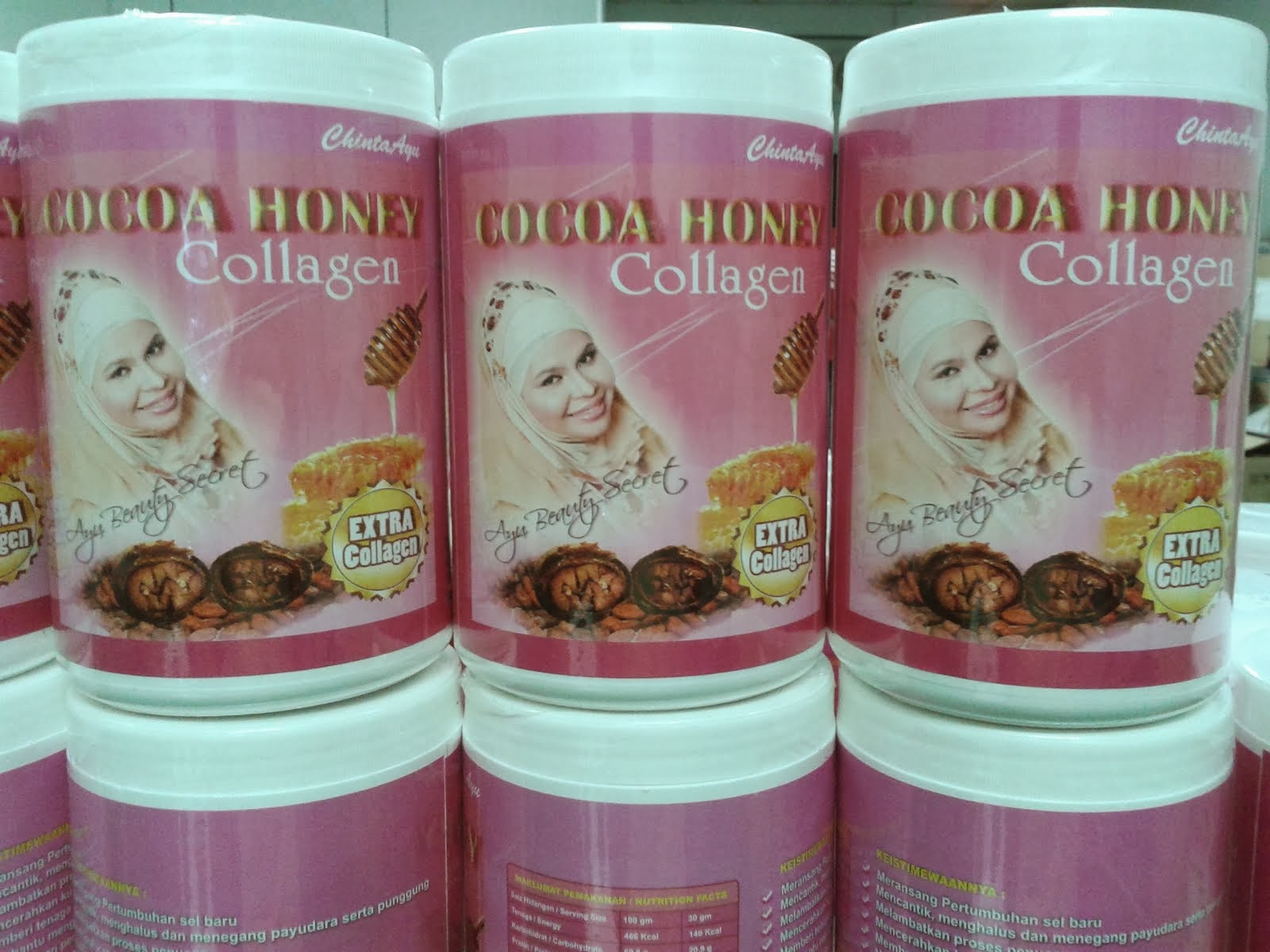 COCOA HONEY COLLAGEN