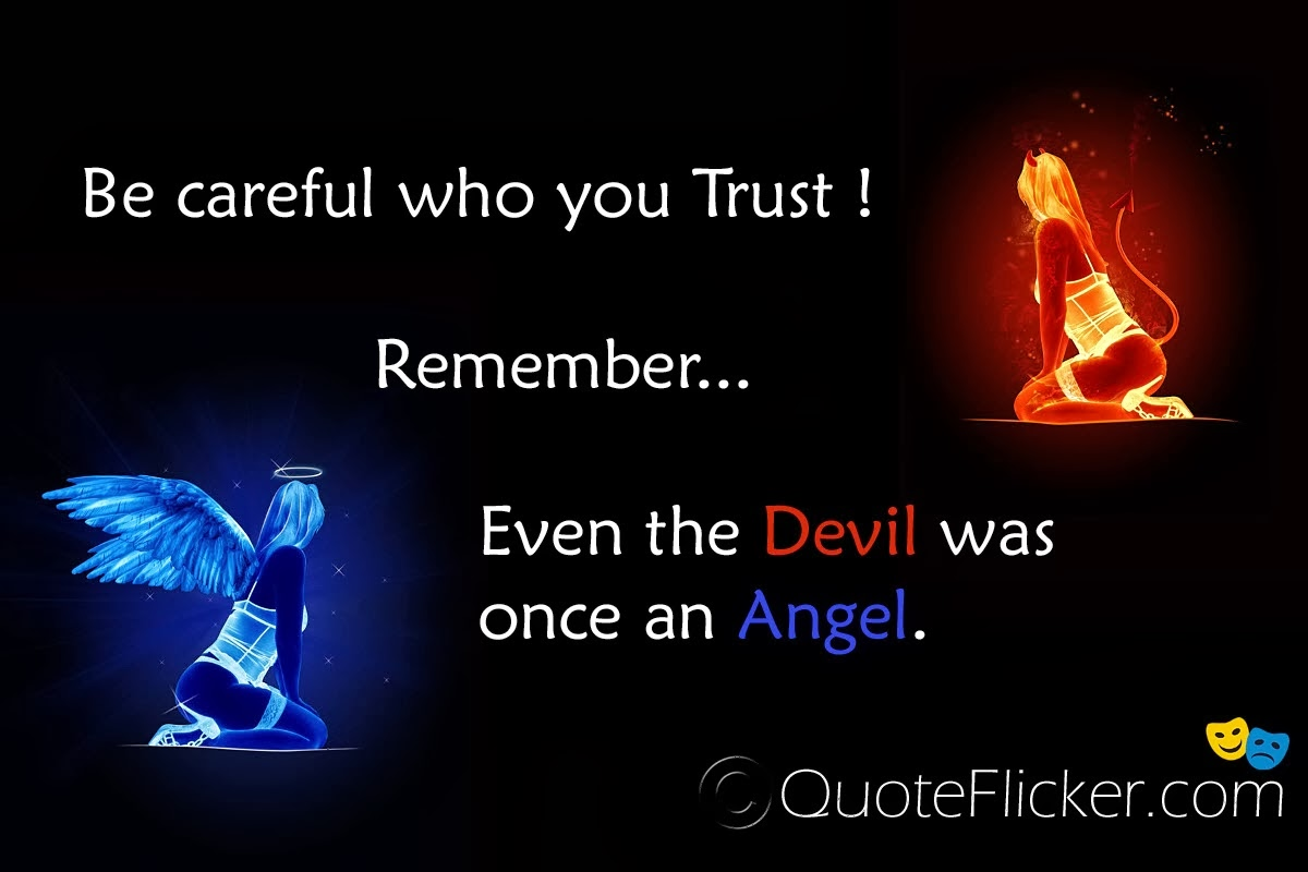 angel and devil quotes - photo #14