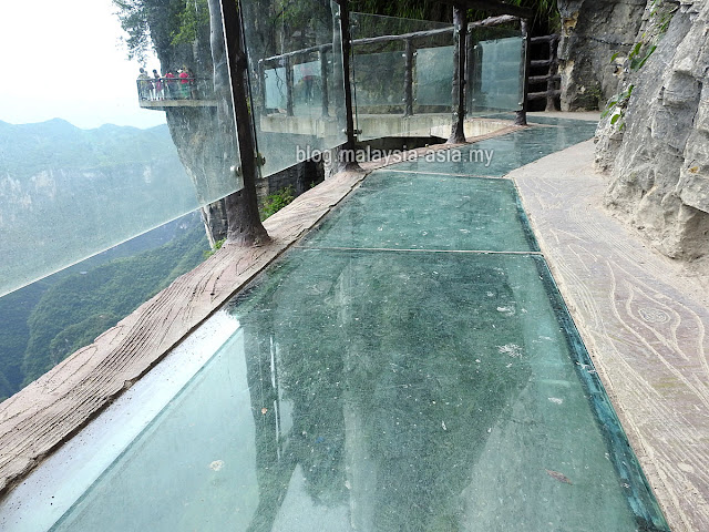 Glass Cliff Walk Chongqing Photo