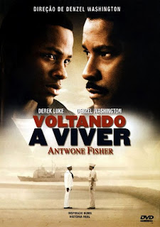 Filme Poster Voltando a Viver - Antwone Fisher DVDRip XviD & RMVB Dublado