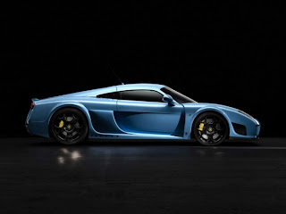 Fast cars - Noble M600