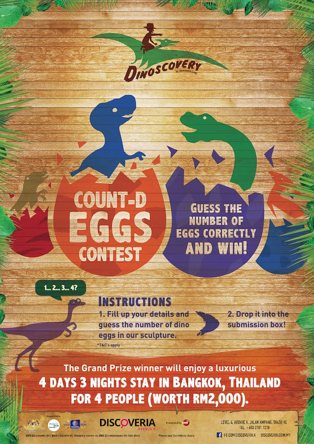 Count-D-Eggs Contest