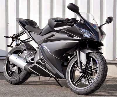 Gambar Motor Yamaha YZF-R125