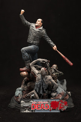The Walking Dead Negan Resin Statue by McFarlane Toys