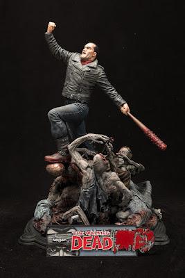 The Walking Dead Negan Resin Statue by McFarlane Toys