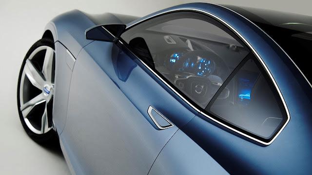 Volvo Concept Coupé - The next generation P1800 (detail)
