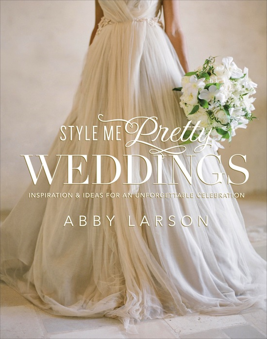 Pretty Book Cover Review : The zhush book review style me pretty weddings