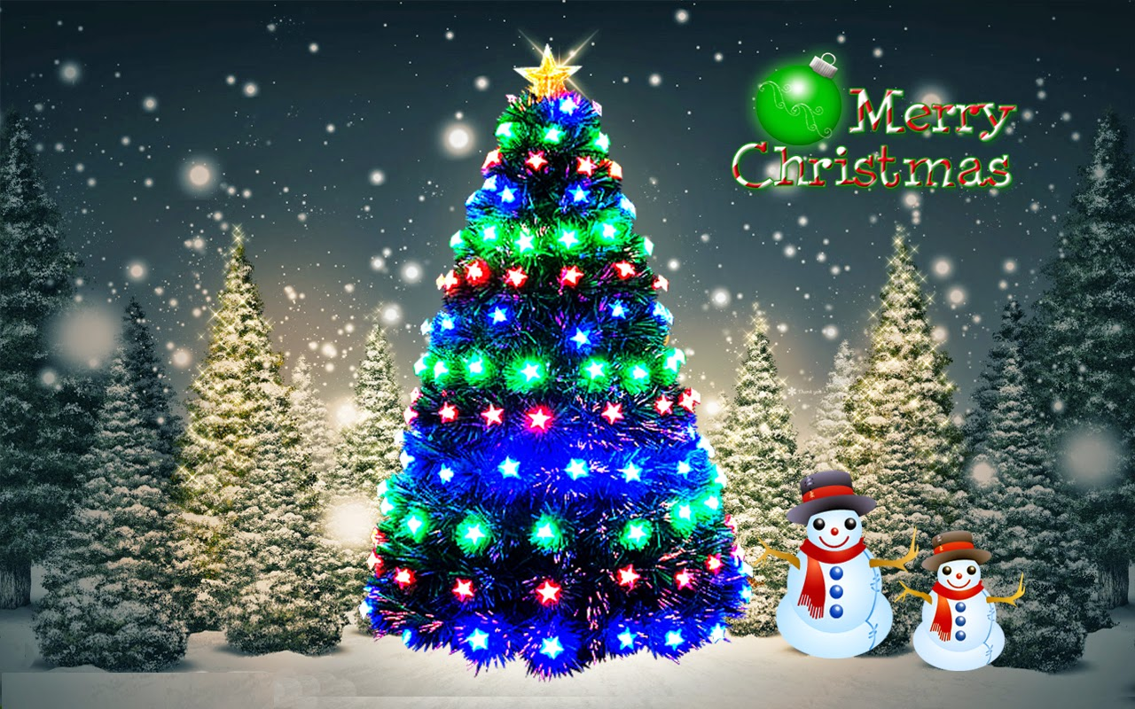 merry christmas wallpapers 2014 ~ happy new year 2015