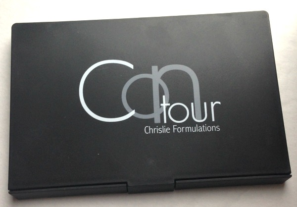 chrilie formulations contouring your face