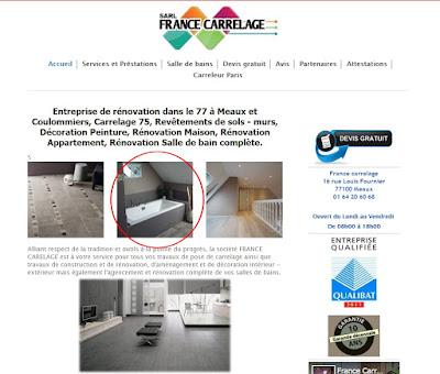 photos volées droit auteur blog