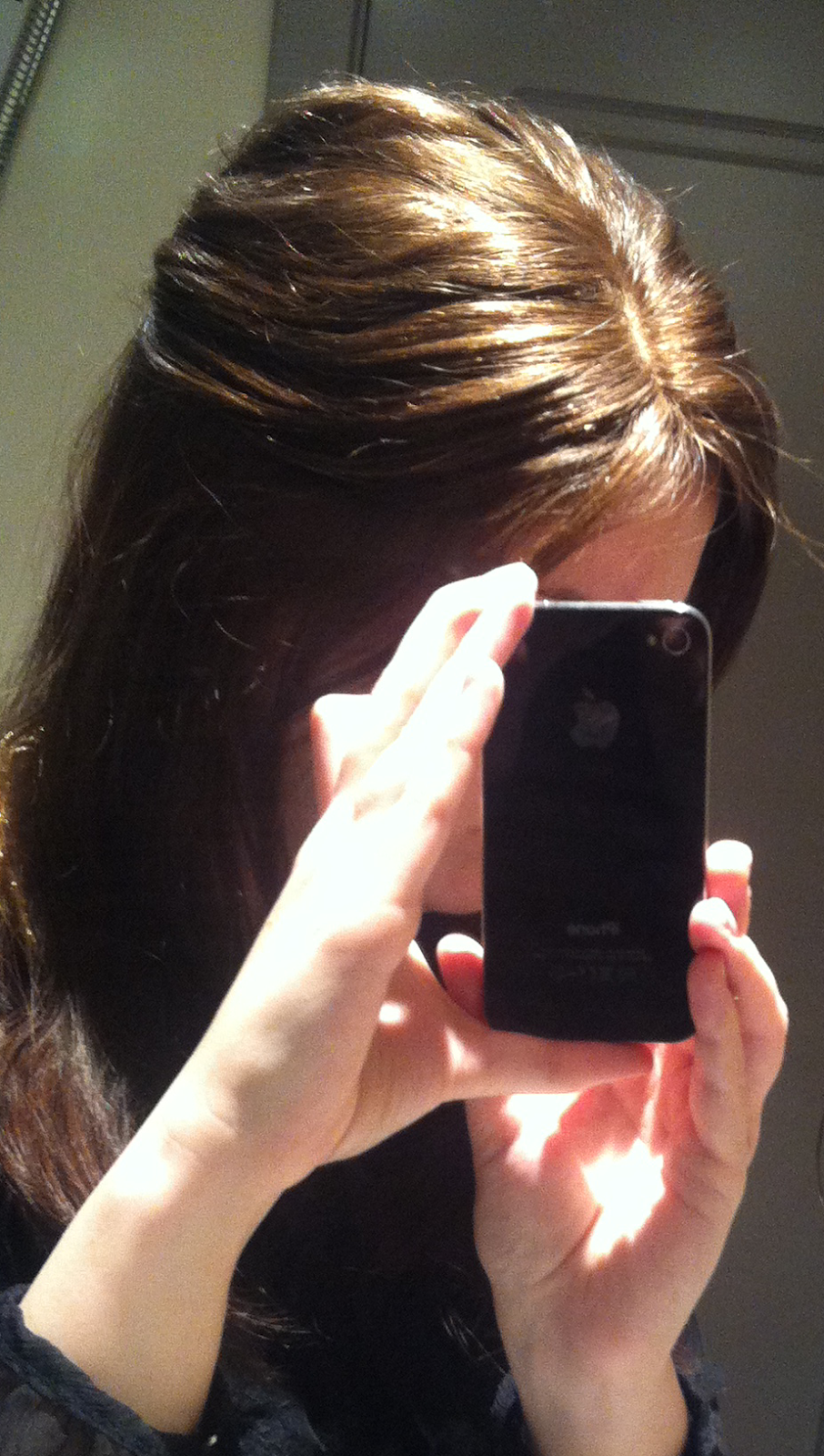 La fe brezhneva las máscaras para los cabellos