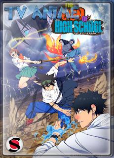 The God of High School (Temporada 1) HD 1080P SUBTITULADO