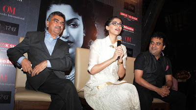 sonam at khalid mohammed book launch hot photoshoot