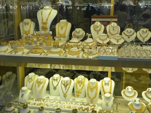 Dubai Deira Gold Souk