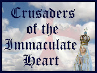 JOIN THE CRUSADERS OF THE IMMACULATE HEART