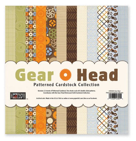 Gear Head NEW!!!