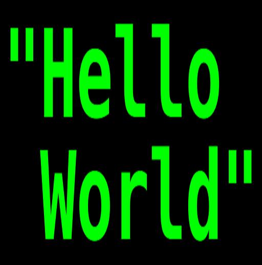 Hello World: Programming Steps: Hello World Program Flow Chart