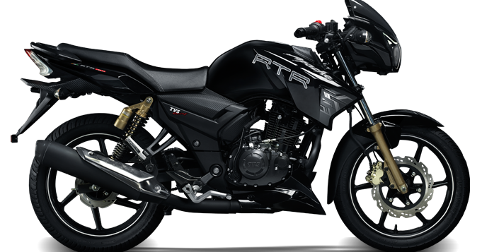 TVS APACHE RTR 180 NEW | BS-GALLERY