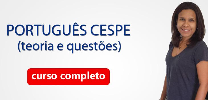 Português Cespe