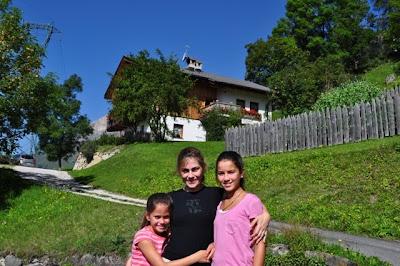 El Cirum, Dolomitas