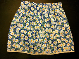 Little Girls Elastic Skirt!
