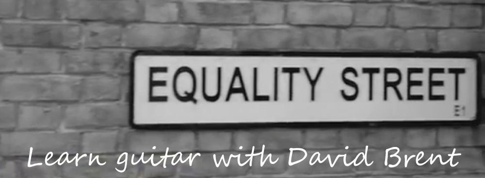 Equality Street | The Music of David Brent (Ricky Gervais)