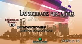 Exposición sociedades mercantiles