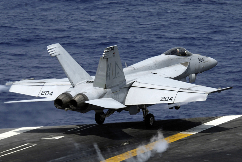 F/A-18E/F Super Hornet Naval Strike Fighter