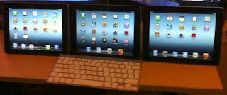 3 iPads Purchased