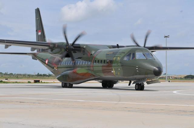 Membedah Pesawat CN-295 Buatan PT. Dirgantara Indonesia