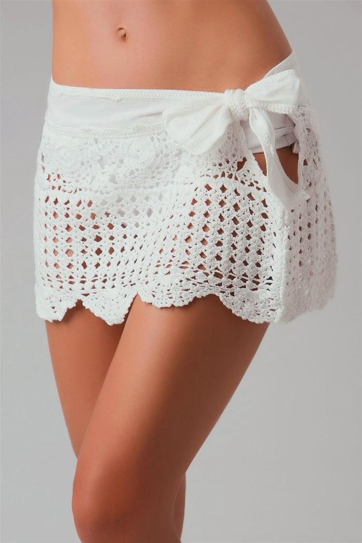 Пляжные юбки мастер класс